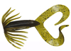 "Gene Larew 2.5"" Twin Tail Skirted Grub"