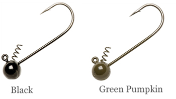 Picasso Tungsten Takedown Jig Color Chart