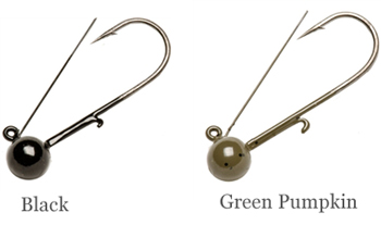 Picasso Tungsten Weedless Ball Jig Color Chart